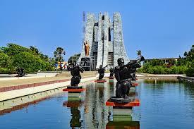 Ghana's Kwame Nkruma Mausoleum Park