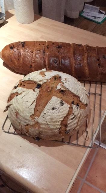 2 Artisan Breads