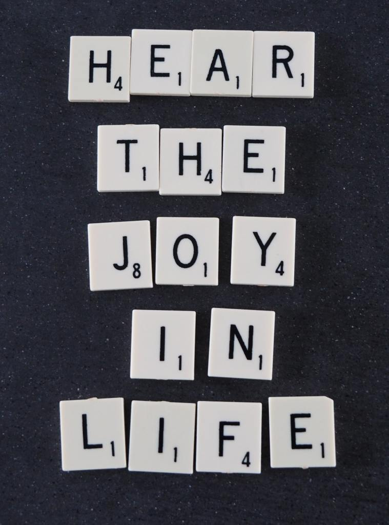 There is Joy in Every Story.